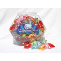 Razzels 100 Assorted Pillow Pak Fishbowl