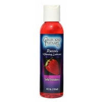 Razzels Strawberry Warming Lube 4 oz