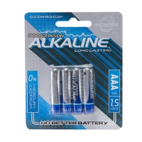 Doc Johnson Alkaline Batteries - 4 Pack AAA