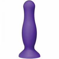 American POP!  Mode Anal Plug 5 inches Purple