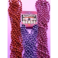 Bachelorette Bead Purple Metallic