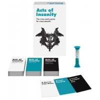 Acts Of Insanity Party Game
