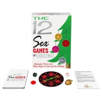 12 Sex Games Of Christmas