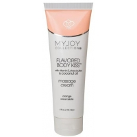 Body Kiss 4Oz Orange Cream