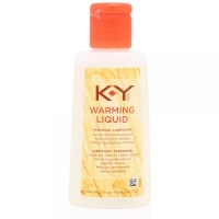 K-Y Warming Liquid Lubricant 2.5oz