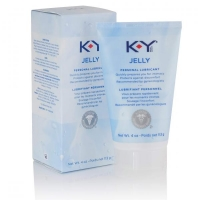 K-Y Jelly Lubricant 4oz Tube