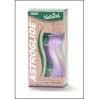 Astroglide Natural Lubricant 2.5 fluid ounces