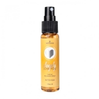 Deeply Love You Throat Spray Butter Rum 1oz
