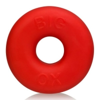 Big Ox Cockring Oxballs Cock Ring Red Ice