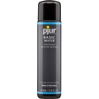 Pjur Basic Water Based Personal Lubricant 3.4oz