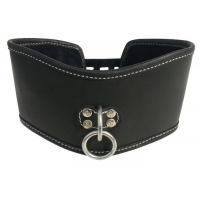 Edge Soft Leather Posture Black O/S