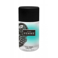 Wet Elite Femme Cool Tingle Lubricant 5oz