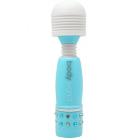 Bodywand Mini Massager Aqua, Blue