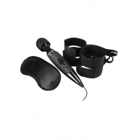 Bodywand Midnight Bedroom Gift Set Black